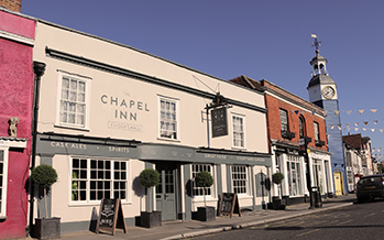 The Chapel Inn - Coggeshall